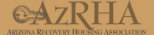 The Arizona Recovery Housing Association logo